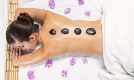 Healing-Stone Massage or Cranial Sacral Therapy at Well Kneaded Massage (51% Off)