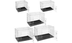 Cage transport animal de compagnie