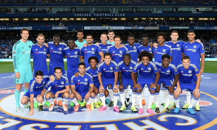 Chelsea FC Stadium Tour (Up to 51% Off) - Chelsea Football Club | Groupon