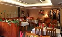 Menú fusión mediterráneo para 2 o 4 personas con entrante, principal, postre y bebida desde 19,90 € en Drago Pincho Bar