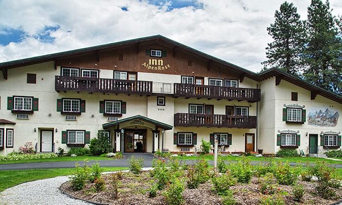 Alpen Rose Inn In Leavenworth Wa Livingsocial Escapes