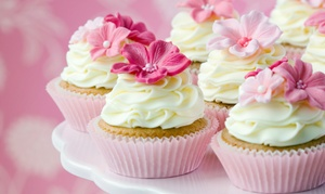The Mixing Bowl Cupcakes: Freshly-Baked Cupcakes - Six Regular ($10) or 24 Mini Cupcakes ($25) from The Mixing Bowl Cupcakes (Up to $51 Value)