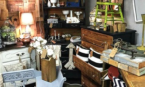 Simply Vintage Market: Admission for Four to the Simply Vintage Market (50%  Off). Two Options Available.