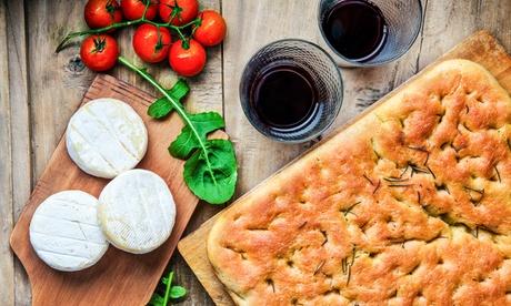 Corso di cucina per pizza, focaccia e panzerotti per una o 2 persone con Mind Cibo per la Mente (sconto fino a 61%)