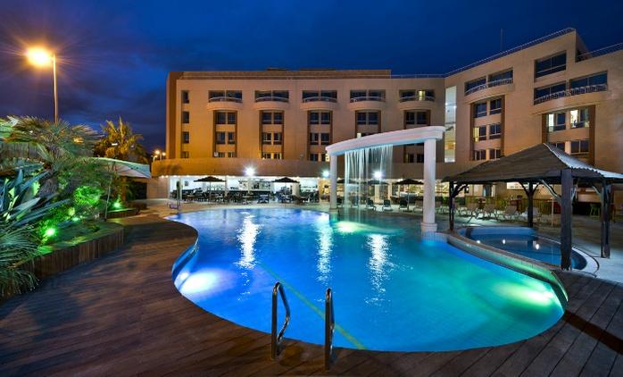 """חופשה באילת, כולל סופ""""ש: לילה במלון Be Club על בסיס הכל כלול, החל מ-333 ₪ בלבד לזוג!"""