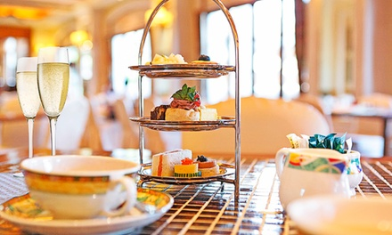 Afternoon Tea with Optional Champagne for Two or Four at The...