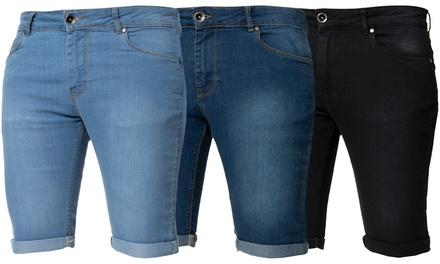 Kruze Jeans Mens Shorts