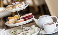 Afternoon Tea for Two at Old George