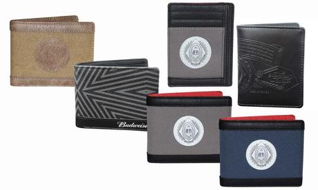 Budweiser Men's Wallets f44d3890-3d9d-44a1-a65e-592171c8c667