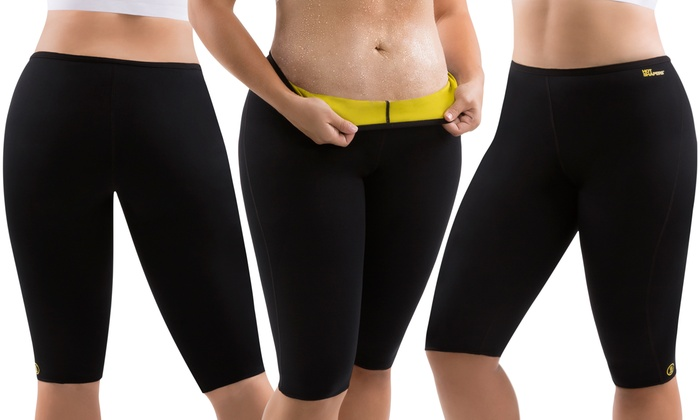 Women's Hot Shapers Plus-Size Weight Loss Compression ...