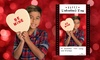 Portraits in Minutes - In Walmart - Inside Walmart in Mesa: Custom Valentine's Day Photo Card Package from Portraits in Minutes (Up to 84% Off)