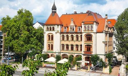 Dresden: 2-5 Tage für Zwei inkl. tägl. ÖPNV-Ticket p.P., 1 Fl. Wasser und Willkommensgetränk im 4* Hotel Artushof