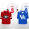 NCAA Gameday Jersey Salt and Pepper Shakers