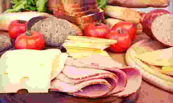 Michael's Market - Salem: $15 for $30 Worth of Sandwiches, Soups, and Drinks, or $25 for $50 Worth of Deli Meats by the Pound at Michael's Market