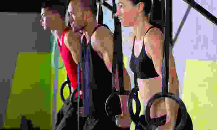Crossfit Zealot - Round Rock: $39 for One Month of CrossFit Classes at CrossFit Zealot (Up to $150 Value)