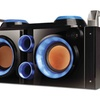 QFX Portable Wireless Boombox and PA System