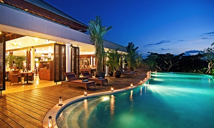 Bali: Up to 7Night Getaway for Two in Pool Villa with Breakfast and Massage at Gending Kedis Luxury Villas & Spa Estate