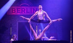 "Roncallis Apollo Variete: 1 Ticket für ""Berlin – wie hast du dir verändert!"", optional inkl. Menü in Roncallis Apollo Variete (bis zu 32% sparen)"