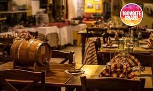 Taverna del Vin Vino: Menu completo Specialità della casa con vino per 2 o 4 persone da Taverna del Vin Vino (sconto fino a 63%)