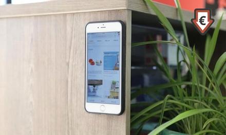 Antizwaartekracht case voor iPhone en Samsung
