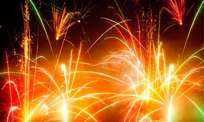 Kaboom Fireworks - Multiple Locations: $9 for Fireworks Value Pack with 31 Firework Pieces at Kaboom Fireworks ($33 Value)