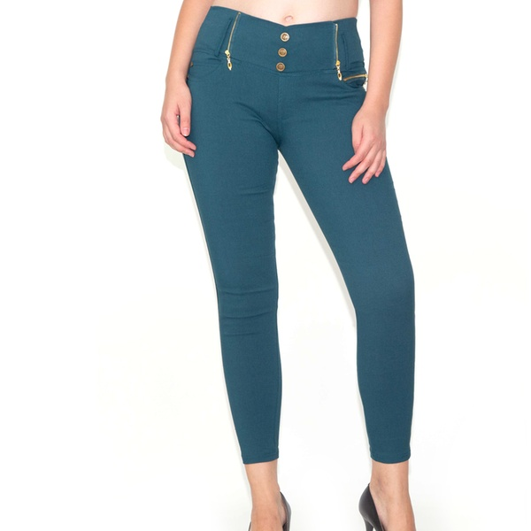 f54e74f4ee8d8 Women's Super-Stretch High-Waist Jeggings. Plus Sizes Available.