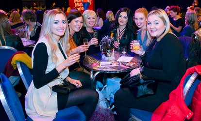 image for Girls' Day Out Show Entry with Cocktails, 1 December at SECC Glasgow (Up to 25% Off)