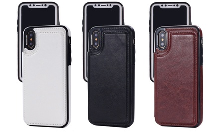 Back Card Case for iPhone