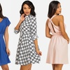 Women's Fit and Flare Summer Dress