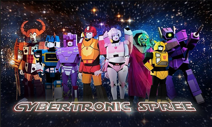 The Cybertronic Spree – A Tribute to