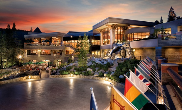 Resort at Squaw Creek - Olympic Valley, CA: Stay with Daily Valet Parking and $25 Dining Credit at Resort at Squaw Creek near Lake Tahoe, CA. Dates into September.