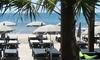 Hôtel les Grenadines - Hôtel les Grenadines: Cap d'Agde : 1 à 3 nuits avec petit déjeuner, spa et cocktails en option à l'Hôtel Les Grenadines pour 2 personnes