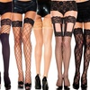 Women's Thigh High Hosiery with Lace Tops