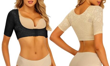 1 o 2 soportes para brazos y espalda de mujer