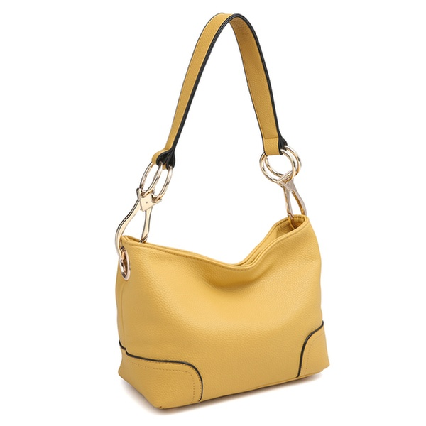 d76b746b102f15 MK Belted Collection Luna Women's Hobo Bag   Groupon