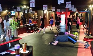 62% Off Services at 9Round Kickbox Fitness, plus 6.0% Cash Back from Ebates.