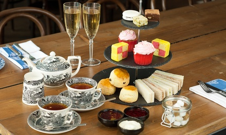Afternoon Tea with Optional Prosecco or Gin for Two or Four at Paul's Kitchen (Up to 60% Off)
