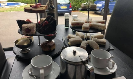 Afternoon Tea for Two or Four at The Waterside Inn Bar and Restaurant