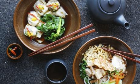 Chinesisches 5-Gänge-Menü inkl. Aperitif für 1 bis 4 Personen im Mulan Garden