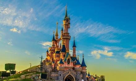 Disneyland Paris: 2, 3 o 4 noches para niño o adulto en París con entrada a Disneyland y vuelo de I/V