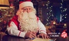 Botschaft vom Weihnachtsmann