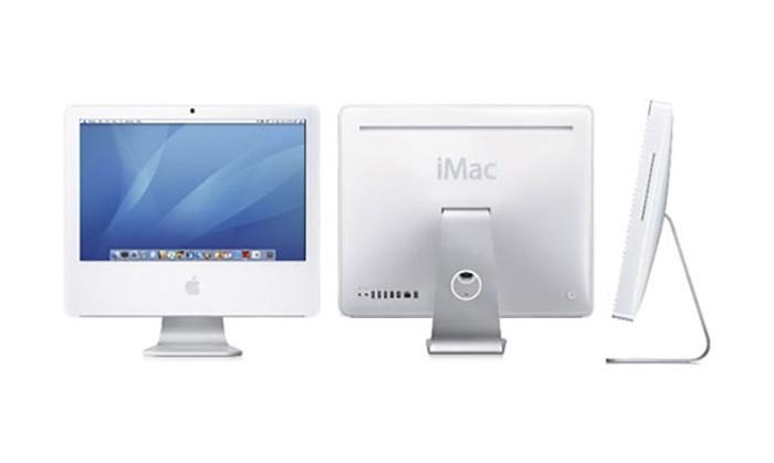 apple imac a1195 17 groupon. Black Bedroom Furniture Sets. Home Design Ideas