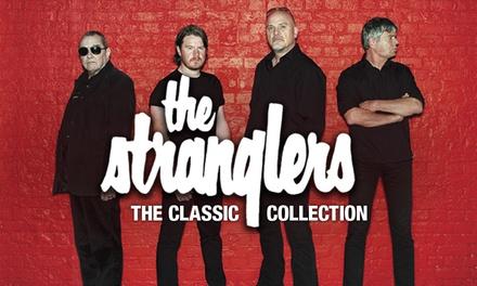 The Stranglers at Thebarton Theatre: Tickets .70, 10 February