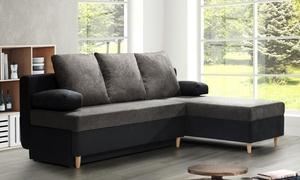 Canapé d'angle scandinave Polo