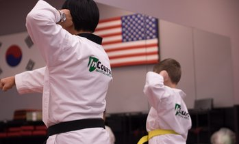Up to 85% Off Taekwondo Classes at InCourage Martial Arts