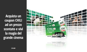 CHILI: Film in streaming e download: Su CHILI tutte le Prime Visioni, oltre 8.000 Film e Serie TV senza abbonamento! CHILI a 4,99 € (sconto fino a 68%)