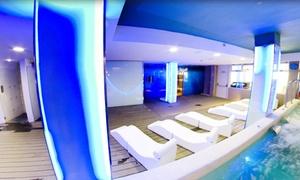Casablanca Wellness Center: Spa para 2 con acceso al gimnasio y opción a masaje sueco desde 19,95 € en Casablanca Wellness Center, 4 opciones