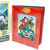 Batman Collector's Tin and Justice League Magical Story