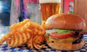 Yukon Tavern: 40% Off at Yukon Tavern. Choose From Three Options.