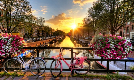 ✈ Amsterdam: 2 4 Nights at Choice of 4* Hotels with Flights and Option of 2 Tours*